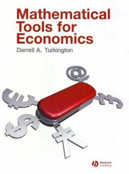Economics Books - Mathematical Tools for Economics
