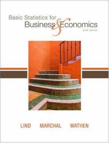 Economics Books - Basic Statistics for Business and Economics with Student CD