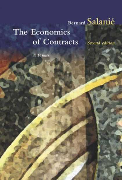 Economics Books - The Economics of Contracts: A Primer, 2nd Edition