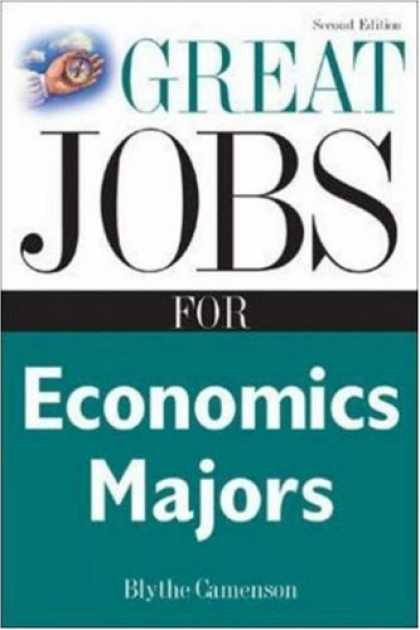 Economics Books - Great Jobs for Economics Majors (Great Jobs For Series)