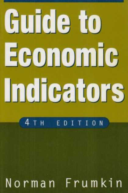 Economics Books - Guide to Economic Indicators
