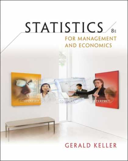 Economics Books - Statistics for Management and Economics (with CD-ROM)
