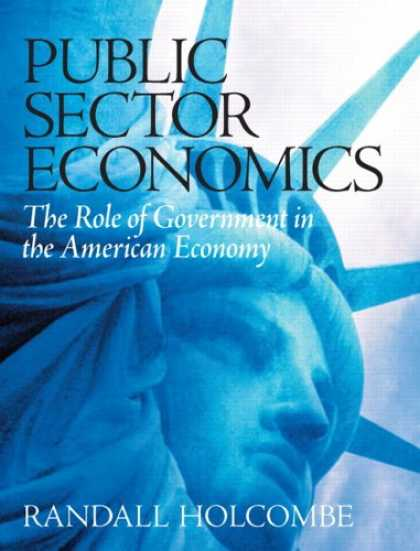 Economics Books - Public Sector Economics: The Role of Government in the American Economy