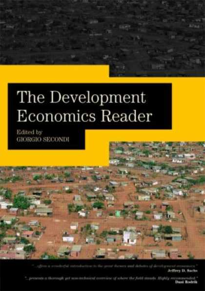 Economics Books - The Development Economics Reader