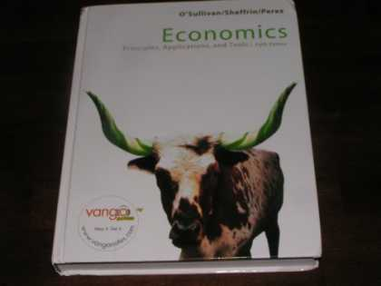 Economics Books - Economics Principles, Applications, and Tools Fifth Edition 2008