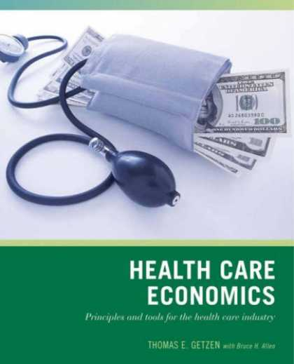 Economics Books - Health Care Economics