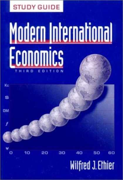 Economics Books - Study Guide: for Modern International Economics (Third Edition)