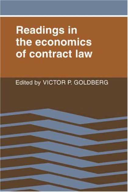 "problem analysis contract law "" l aw and economics,"" also known as the economic analysis of law  published ""the problem of social law and economics study of contract law has."