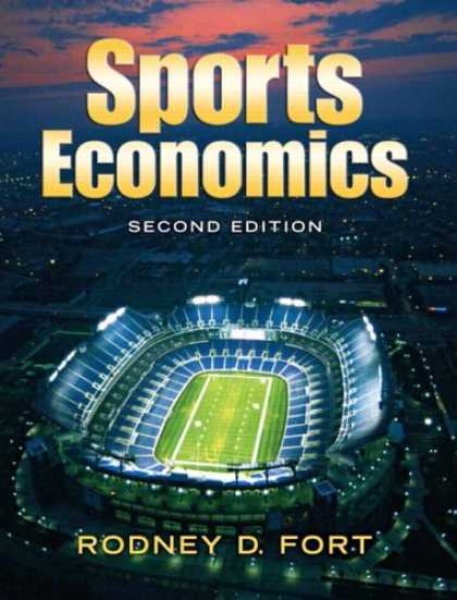Economics Books - Sports Economics (2nd Edition)