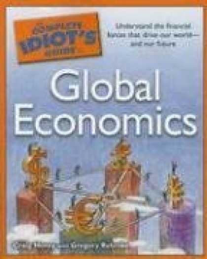 Economics Books - The Complete Idiot's Guide to Global Economics