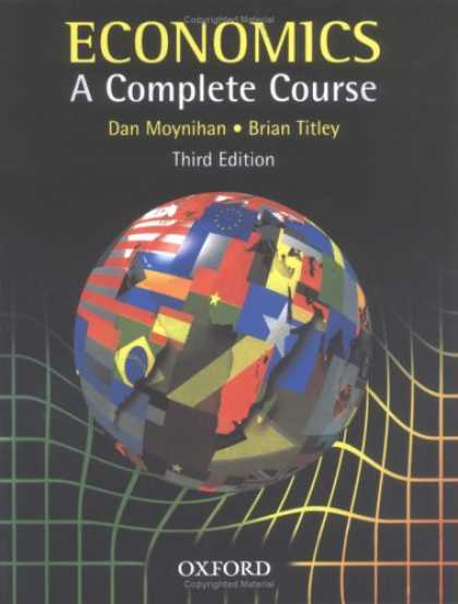 Economics Books - Economics: A Complete Course