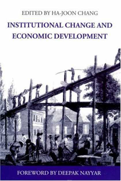 Economics Books - Institutional Change and Economic Development