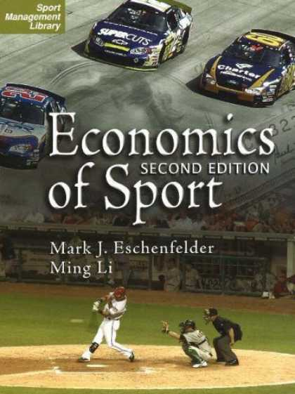 Economics Books - The Economics of Sports (Sport Management Library)