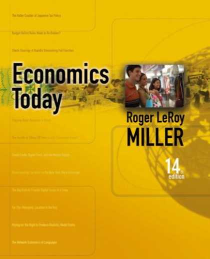 Economics Books - Economics Today plus MyEconLab plus eBook 2-semester Student Access Kit (14th Ed
