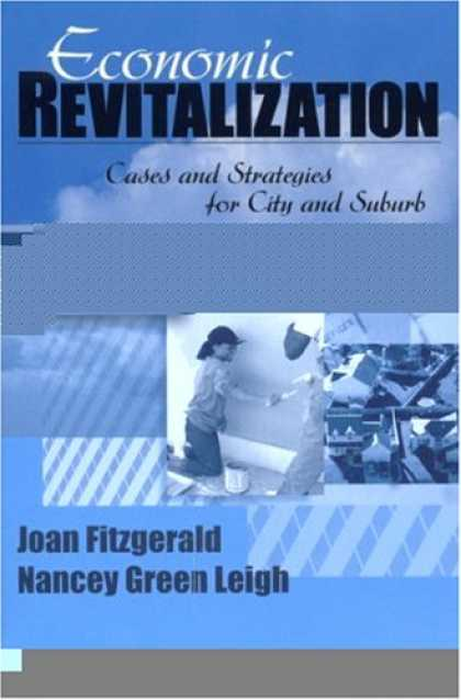 Economics Books - Economic Revitalization: Cases and Strategies for City and Suburb