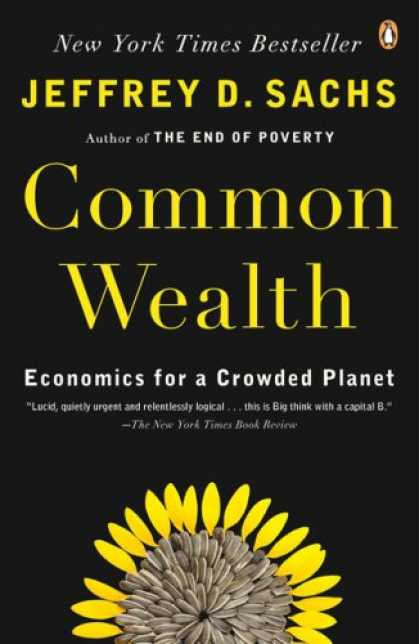 Economics Books - Common Wealth: Economics for a Crowded Planet