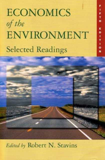 Economics Books - Economics of the Environment: Selected Readings, Fifth Edition