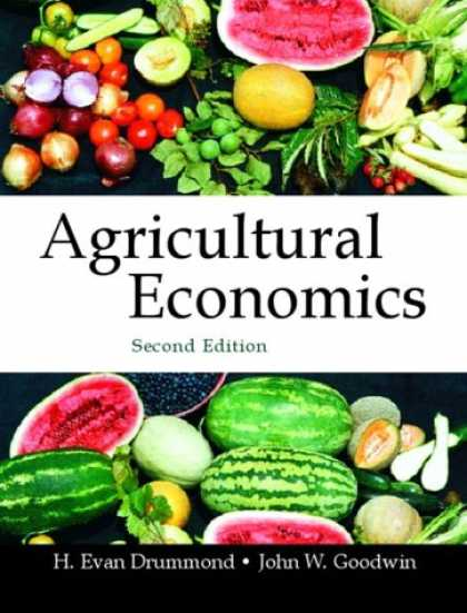 Economics Books - Agricultural Economics (2nd Edition)
