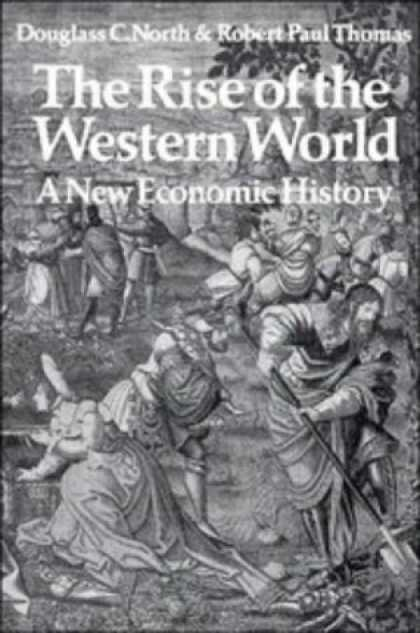 Economics Books - The Rise of the Western World: A New Economic History