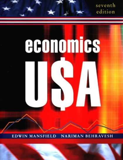 Economics Books - Economics U$A, Seventh Edition