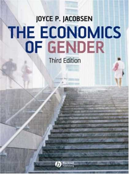 Economics Books - The Economics of Gender