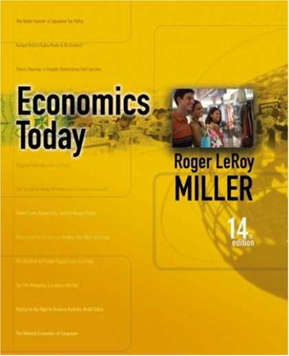 Economics Books - Economics Today