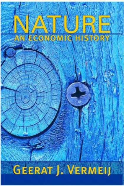 Economics Books - Nature: An Economic History