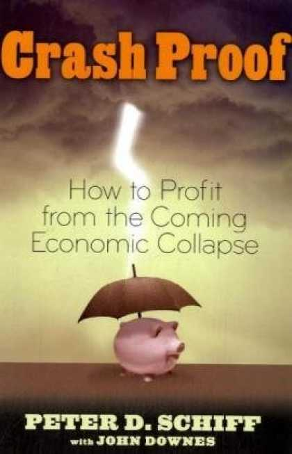 Economics Books - Crash Proof: How to Profit From the Coming Economic Collapse (Lynn Sonberg Books