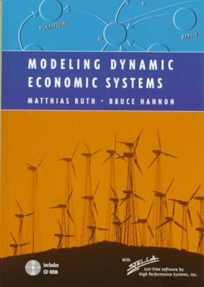 Economics Books - Modeling Dynamic Economic Systems (Modeling Dynamic Systems)