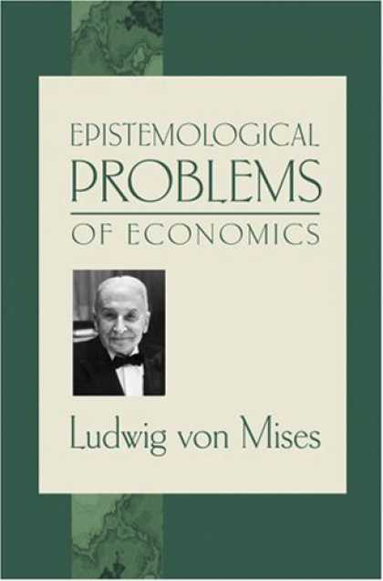 Economics Books - Epistemological Problems of Economics