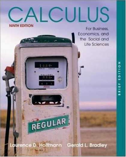 Economics Books - Calculus for Business, Economics, and the Social and Life Sciences, Brief Editio