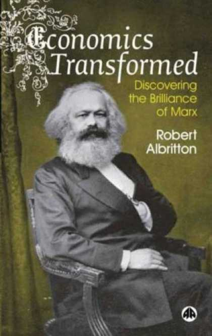 Economics Books - Economics Transformed: Discovering the Brilliance of Marx