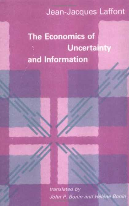 Economics Books - The Economics of Uncertainty and Information