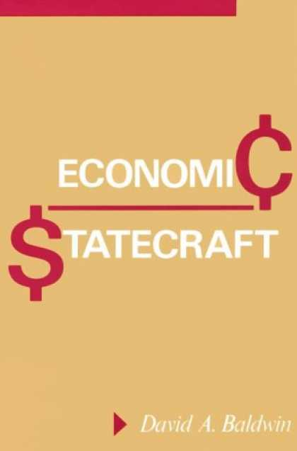 Economics Books - Economic Statecraft