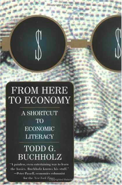 Economics Books - From Here to Economy: A Shortcut to Economic Literacy