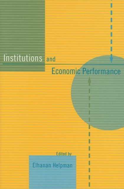 Economics Books - Institutions and Economic Performance