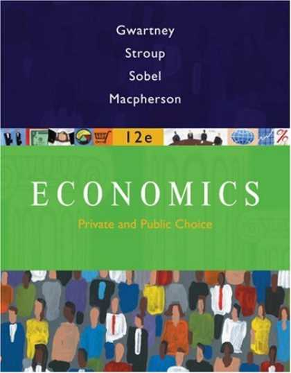 Economics Books - Economics: Private and Public Choice