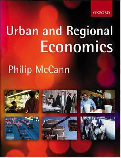 Economics Books - Urban and Regional Economics