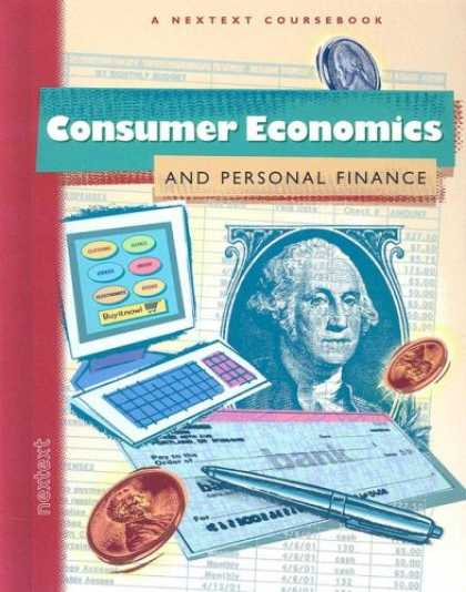 Economics Books - Consumer Economics and Personal Finance (Nextext Coursebook)