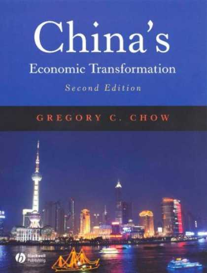 Economics Books - China's Economic Transformation