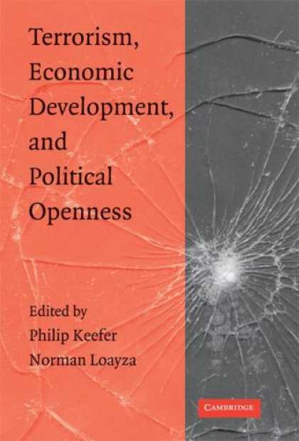Economics Books - Terrorism, Economic Development, and Political Openness