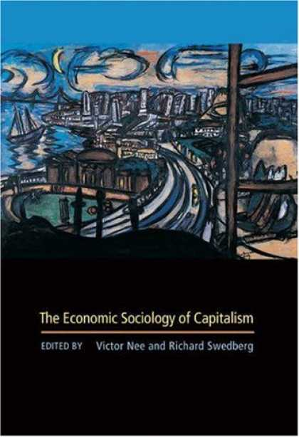 Economics Books - The Economic Sociology of Capitalism