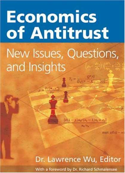 Economics Books - Economics of Antitrust: New Issues, Questions, and Insights