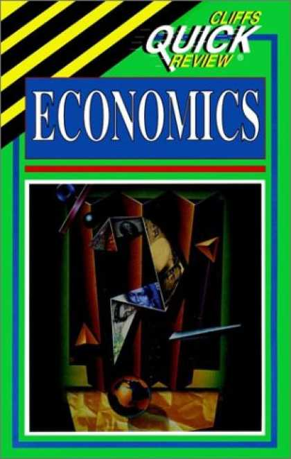 Economics Books - Economics (Cliffs Quick Review)