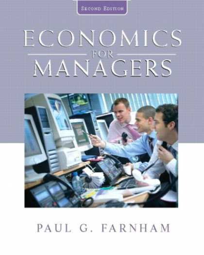 Economics Books - Economics for Managers (2nd Edition)