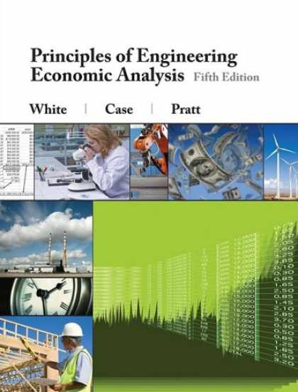 Economics Books - Principles of Engineering Economic Analysis