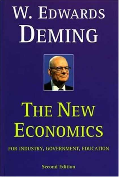 Economics Books - The New Economics for Industry, Government, Education - 2nd Edition