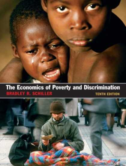 Economics Books - The Economics of Poverty and Discrimination