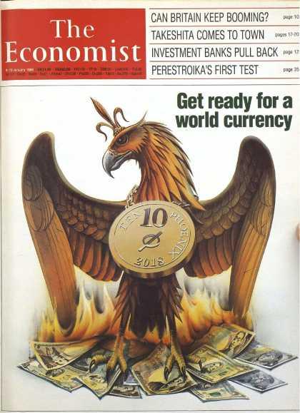 Economist magazine 1988 phoenix