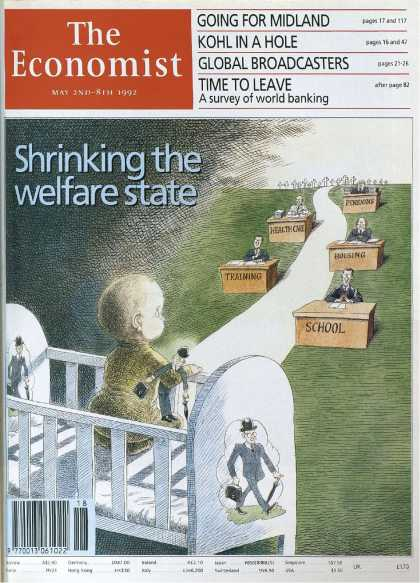 the shrinking welfare state Shrinking the state: shrinking the size of the state is a fascinating struggle to determine the fate of valuable and vulnerable elements of the embattled welfare.